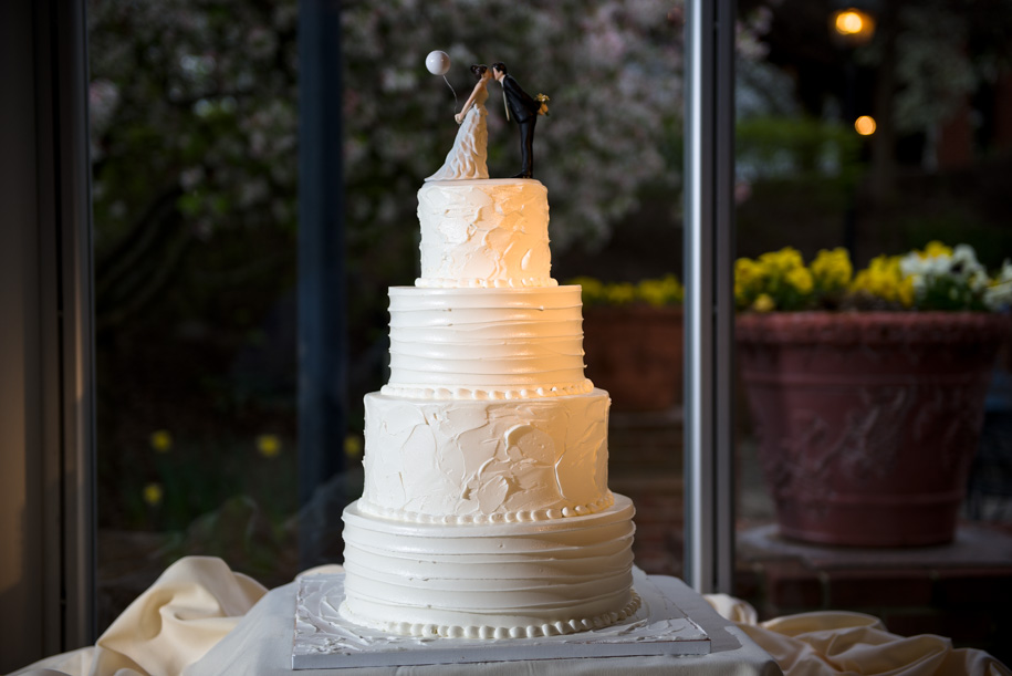 Park avenue club nj wedding cakes
