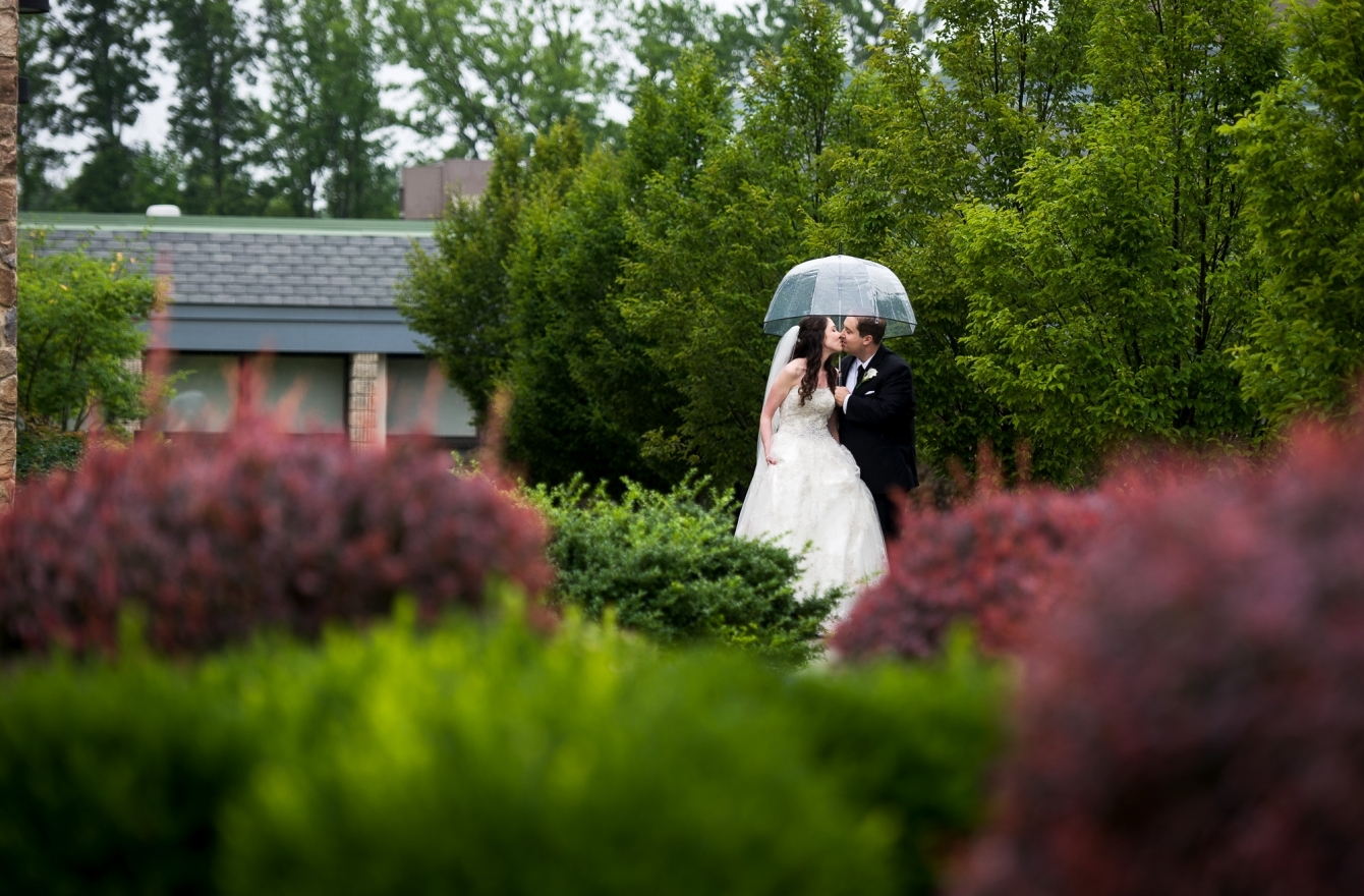 Erin & Tommy at Meadow Wood Manor