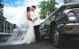 Erica & Evan at Deal Golf & Country Club