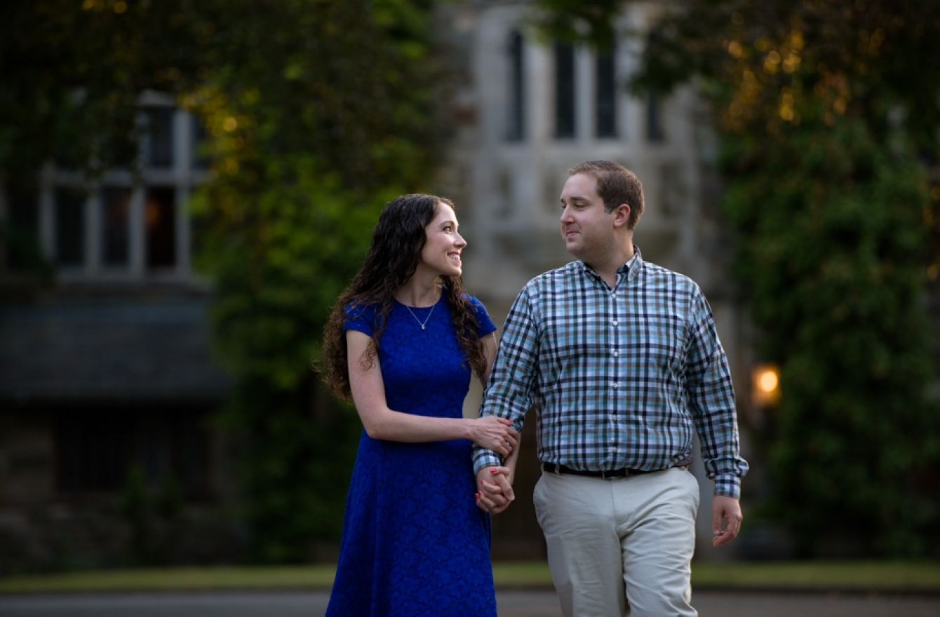 Erin & Tommy's Engagement Pictures