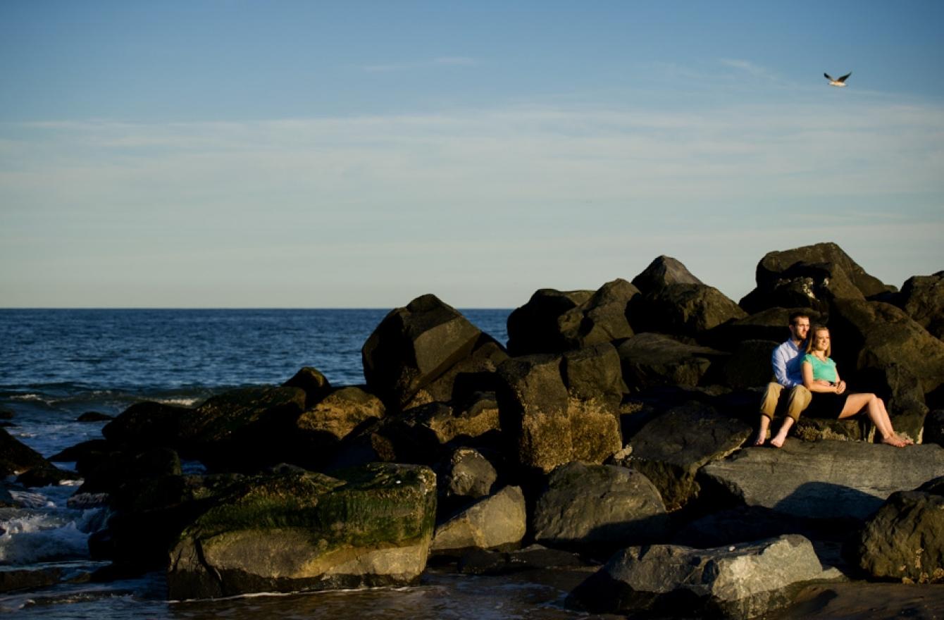 NJ Shore with Kayla & Lance