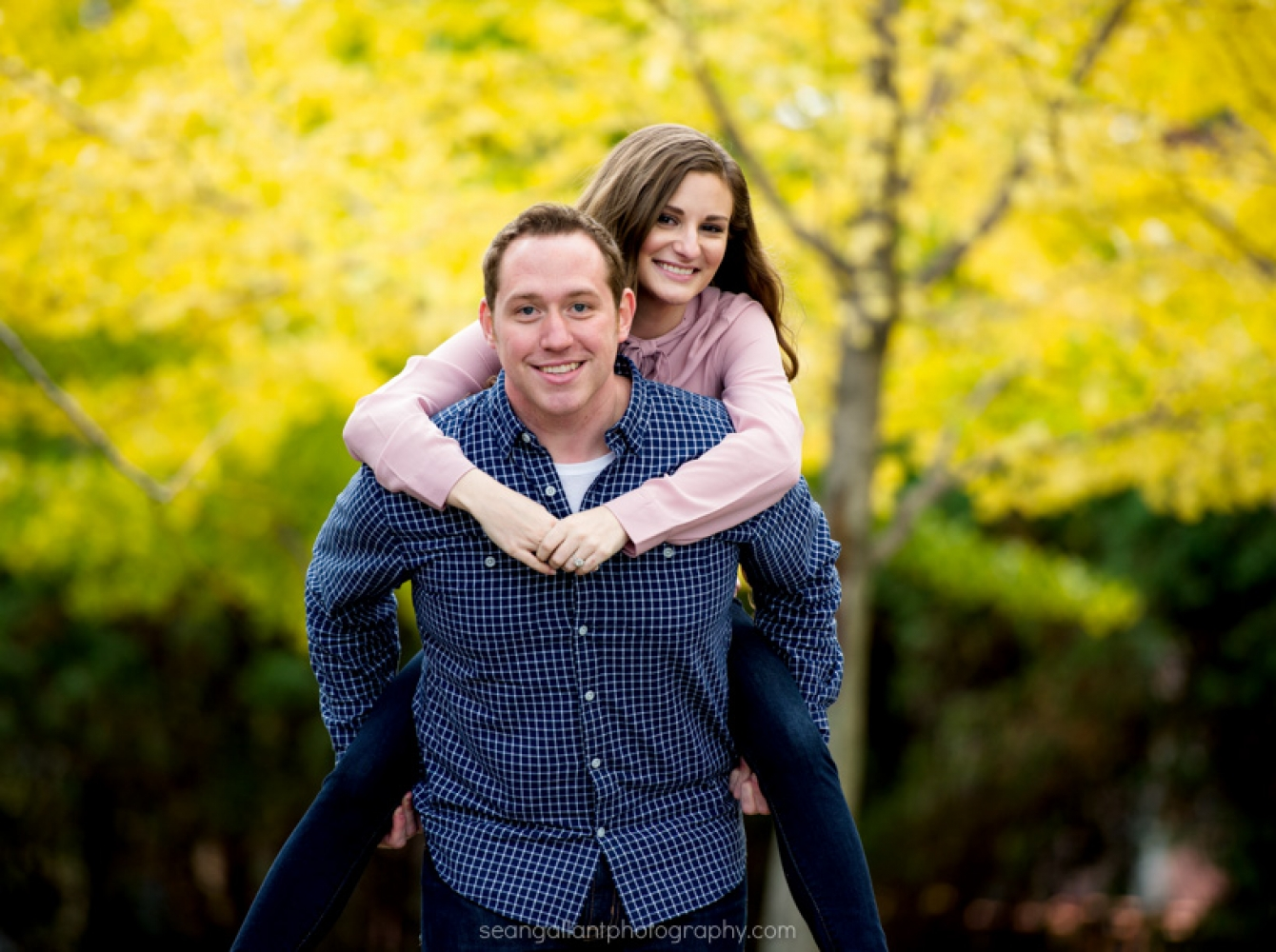 Rachel & James' Engagement Pictures